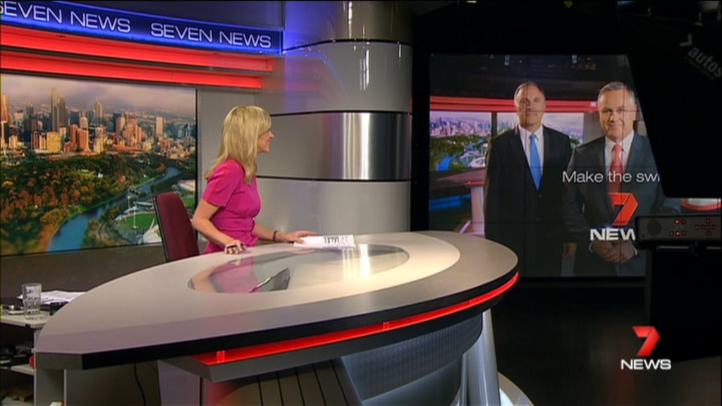 Seven News Content and Appearance - Seven News - Media Spy