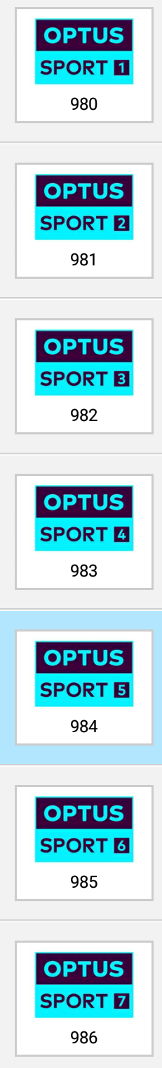 Optus Sport - Subscription and International - Media Spy