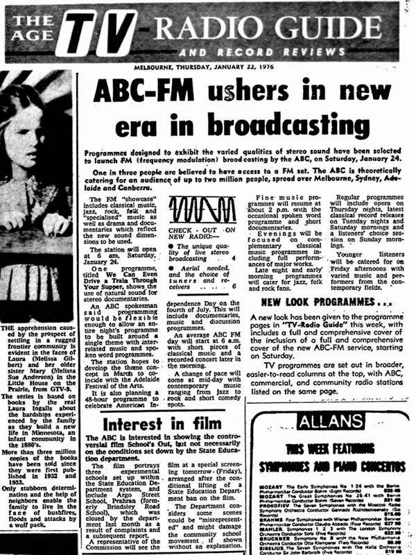 Radio history general radio and digital media spy.